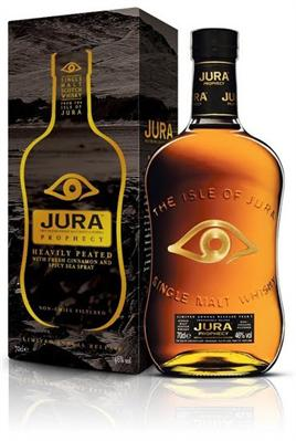Isle Of Jura Scotch Prophecy